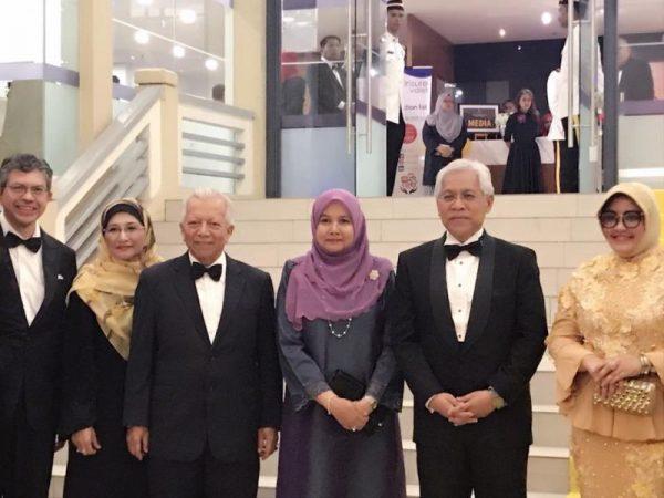Kunjungan Rektor UUI Ke UKM (Universitas Kebangsaan Malaysia) Kesehatan Malaysia