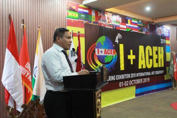 PLT Gubernur Aceh UUI Sebagai Contoh Terbaik Ajang Inovasi Dunia