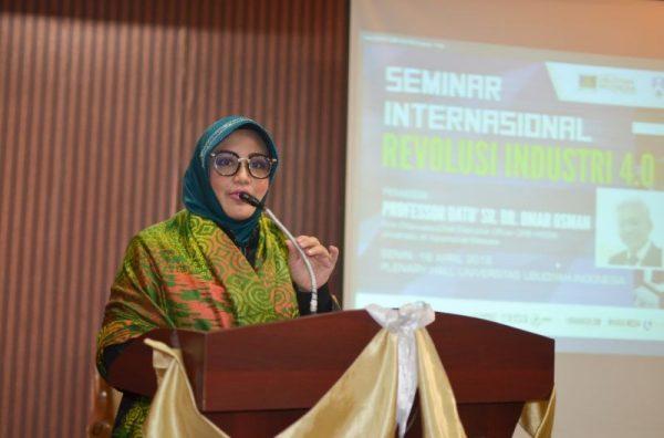 Rektor UUI Gaet i-SYNERGY Cetak Digipreneur Aceh