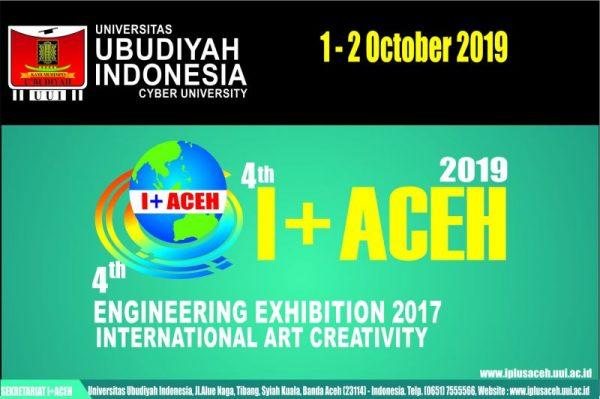 Tim Inovasi dari Korea Selatan dan India Akan Hadiri I+ACEH 2019