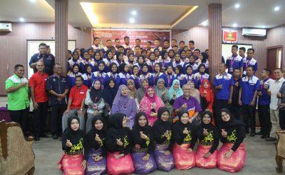 UMT Malaysia Kunjungi Universitas Ubudiyah Indonesia