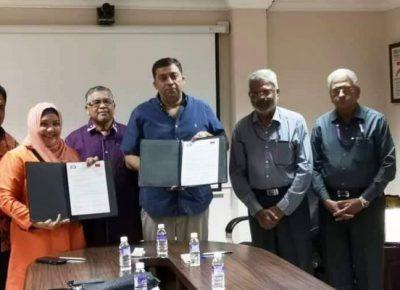 UUI Jalin Kerjasama dengan SRIT India