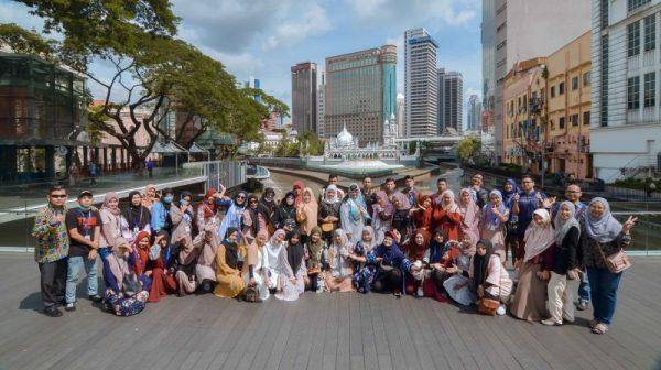 UUI Kirimkan Lebih Dari 200 Mahasiswa Untuk Mobility Student Di Malaysia