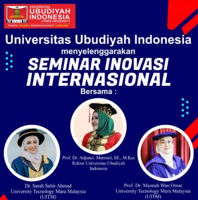 Seminar Inovasi Internasional